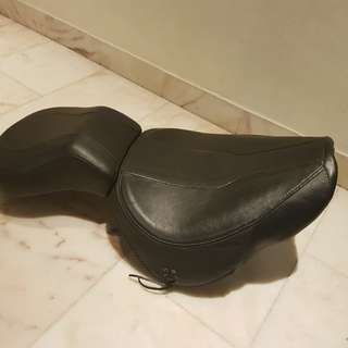 Original Harley Davidson Softail Fatboy 2-up seats