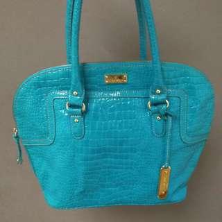 Nine West Turquoise Bag
