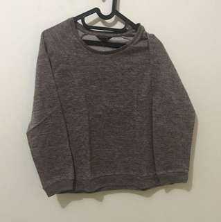 The Executive Sweater Size L