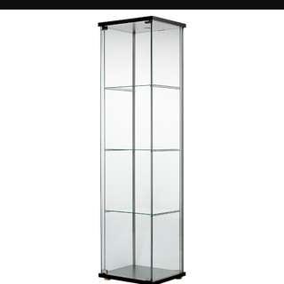 Glass cabient