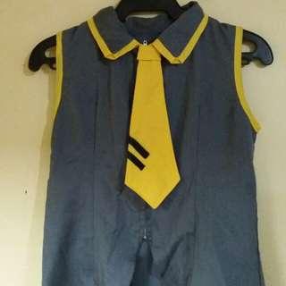 Akita Neru Cosplay Costume