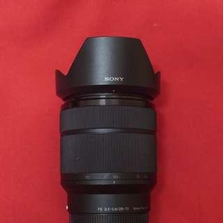 Sony FE 28-70