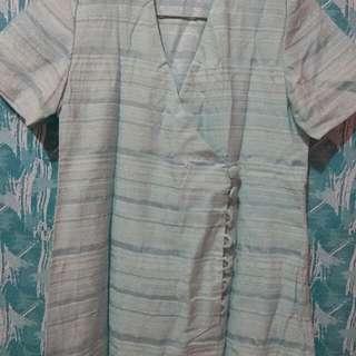 Dress Hijau Muda