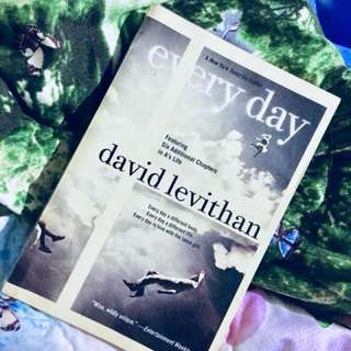 Everyday - David Levithan
