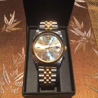 PROKING DateJust Champagne Dial