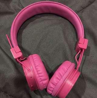 Bluetooth Headphone (Pink)