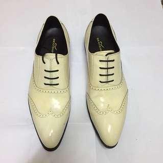 Pre Wedding 米白色鞋