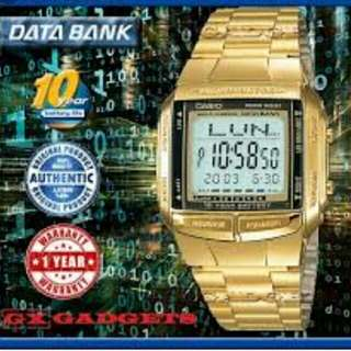 👑6折全新行貨卡西歐防水記憶数字錶-40% Off Brand New Original Promise Casio water resistance  Data bank digital watch