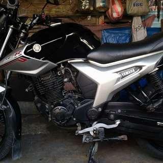 2013 Yamaha SZ16