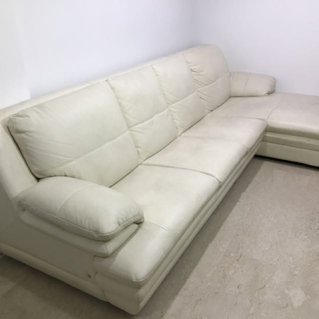 Lorenzo Leather Sofa Furniture Sofas