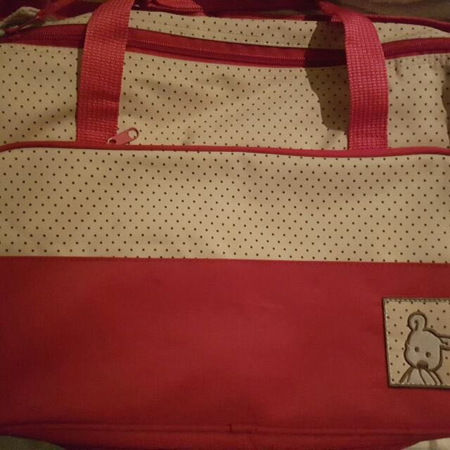 5-in-1 Baby/Diaper Bag