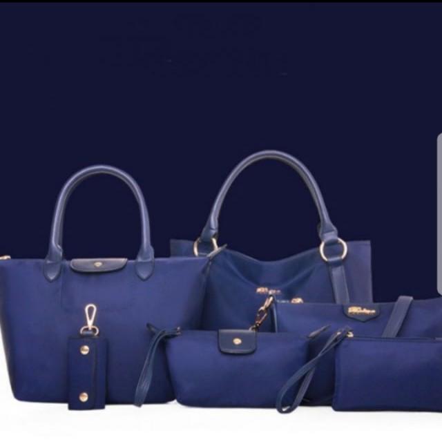 6 pieces fashion bag
