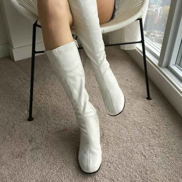 90s Go-go Boots