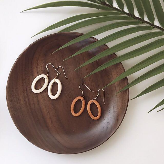 韓國🇰🇷圈圈耳環
