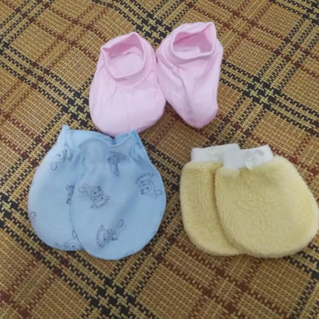 嬰兒帽子 手套