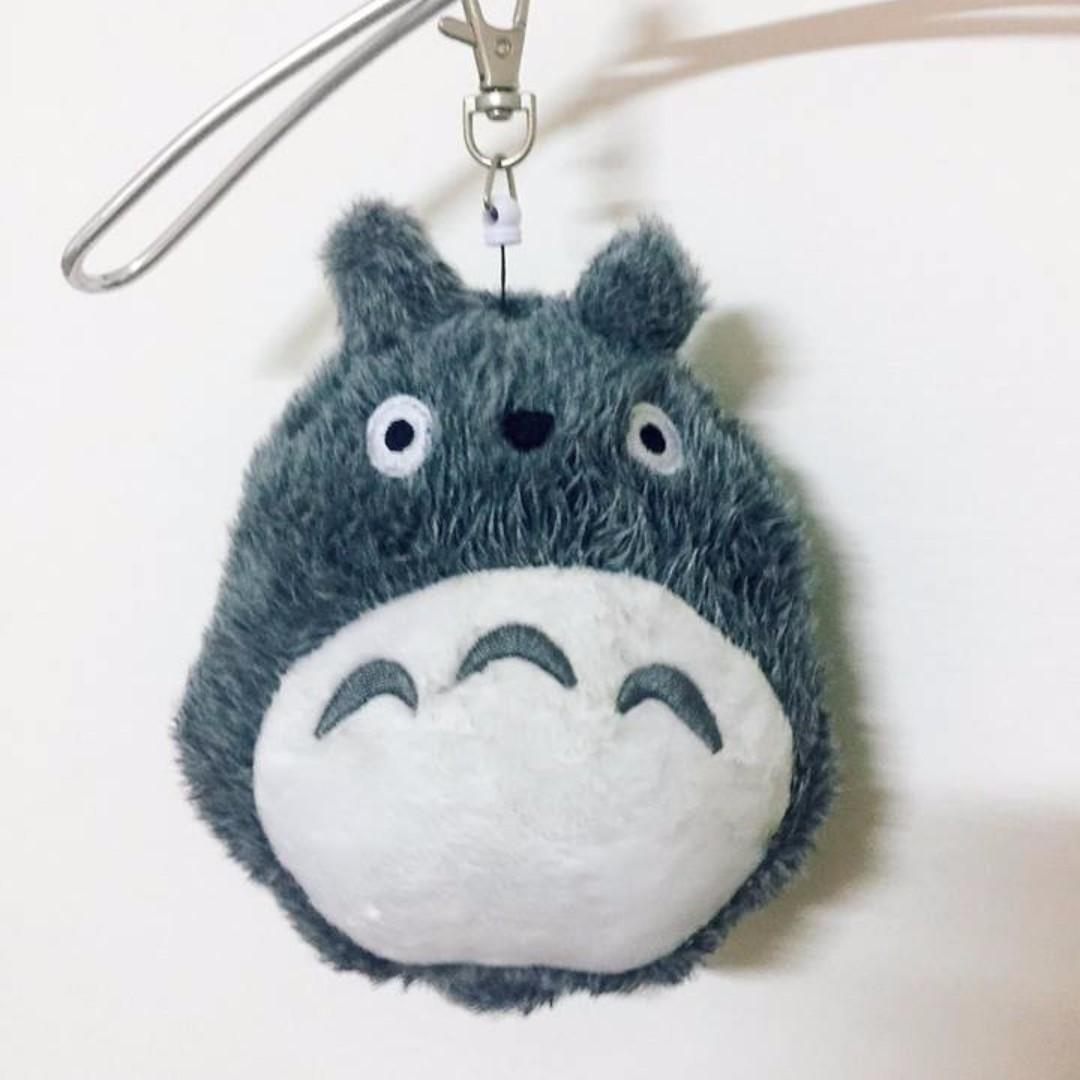 龍貓 吊飾 卡夾