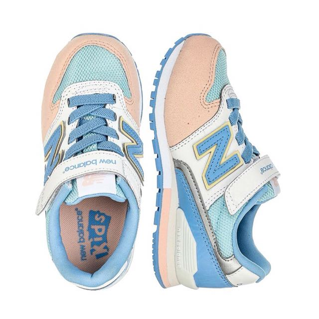 二手轉賣 女生成人可穿 New Balance 996童鞋 23.5cm