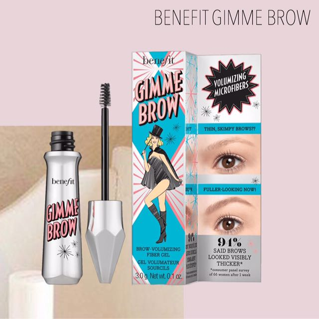 🦄 BENEFIT GIMME BROW 🦄
