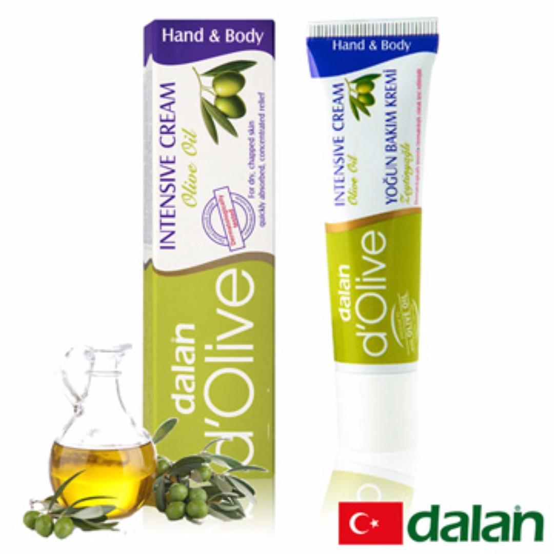 全新盒裝 Dalan 土耳其橄欖滋養修護霜 20mlx2 土耳其購入 封膜未拆 可換物