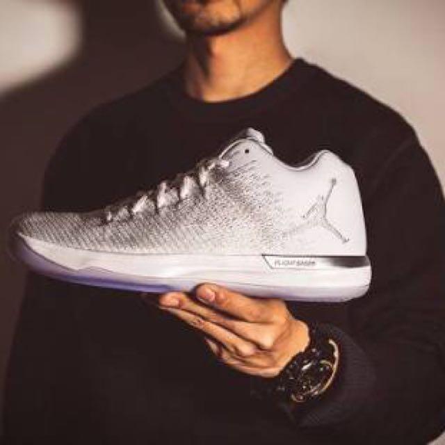 los angeles e3275 b3d46 Air Jordan 31 Pure Money, Men's Fashion, Footwear on Carousell