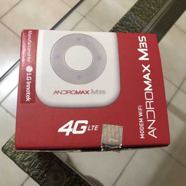 Andromax M3S 4G LTE