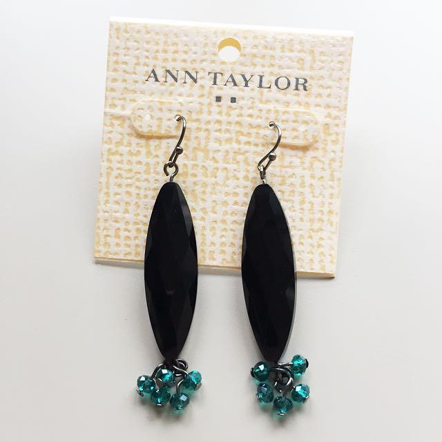 Ann Taylor Long Dangle Earrings