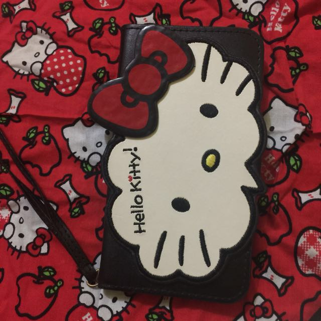 Authentic hello kitty iphone case