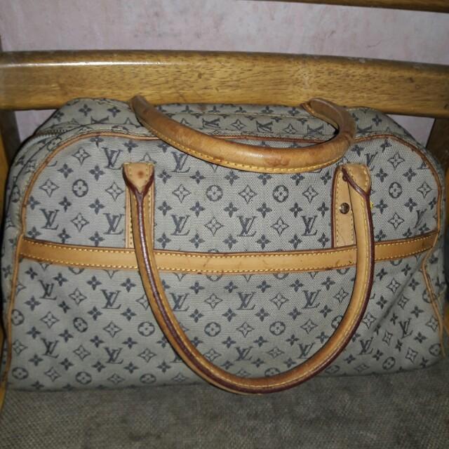 Authentic LV minilin idylle marie bag Super Sale