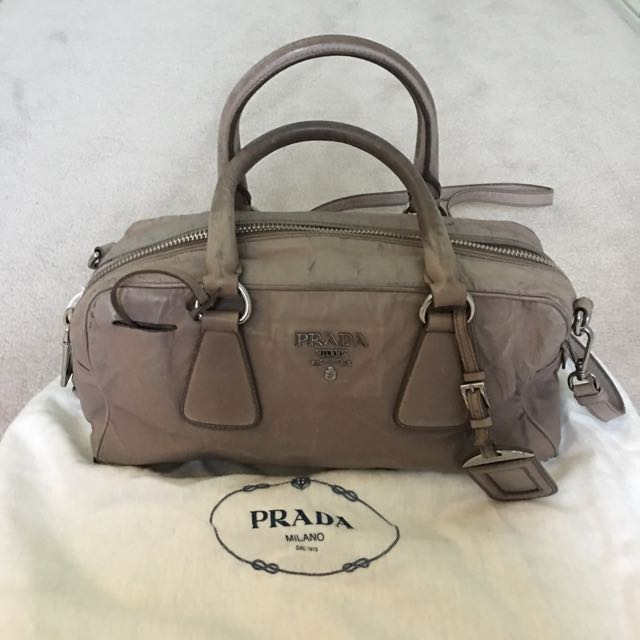 72e21991ca00 italy prelovedauthenticpradabagc 046fb ab05a  norway authentic prada purse  with vintage look luxury on carousell d9005 a5179