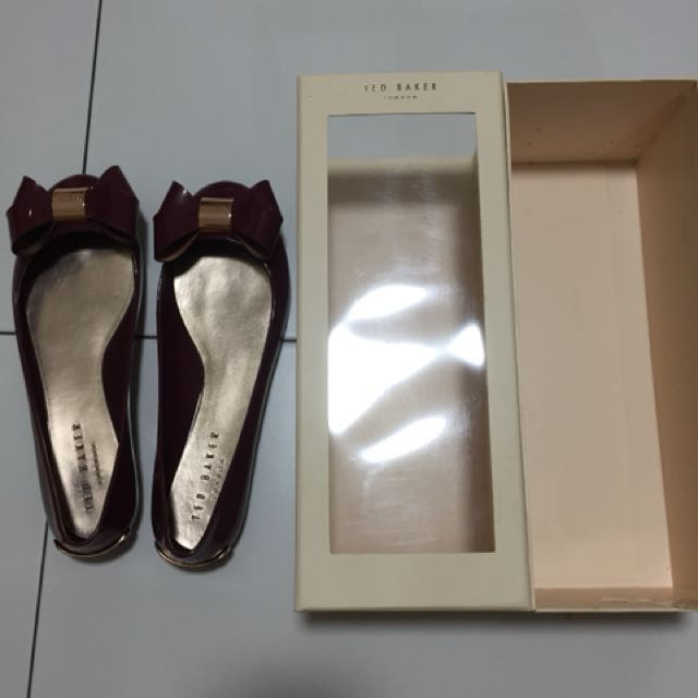 4bec9e88d Authentic Ted Baker Jelly Shoe
