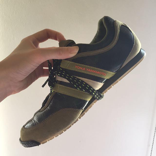 Authentic Y-3 Boxer Sneaker - US 7 Women's