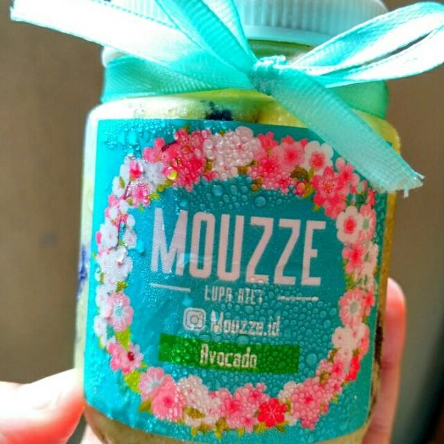 Avocado Mousse, Chocolate Mousse