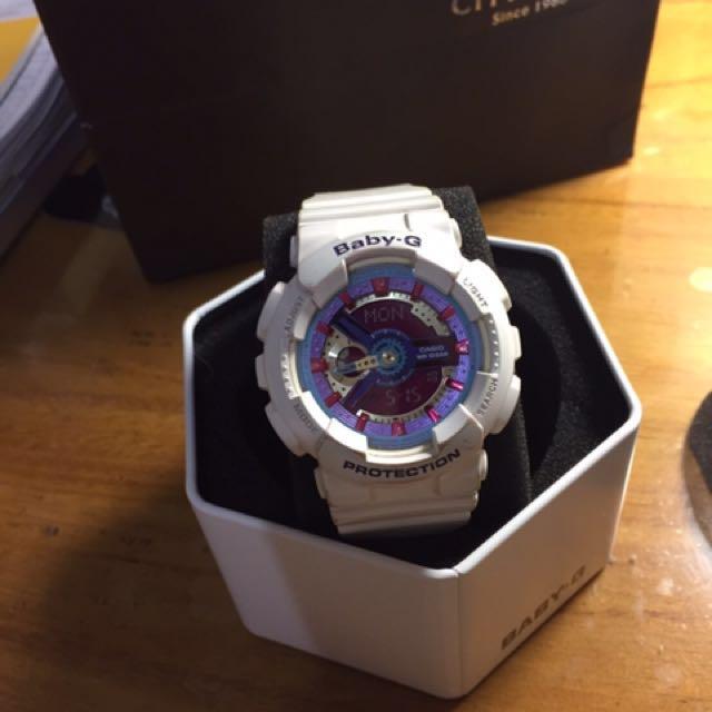 Baby-G手錶