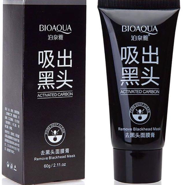 BioAqua BlackHead Mask