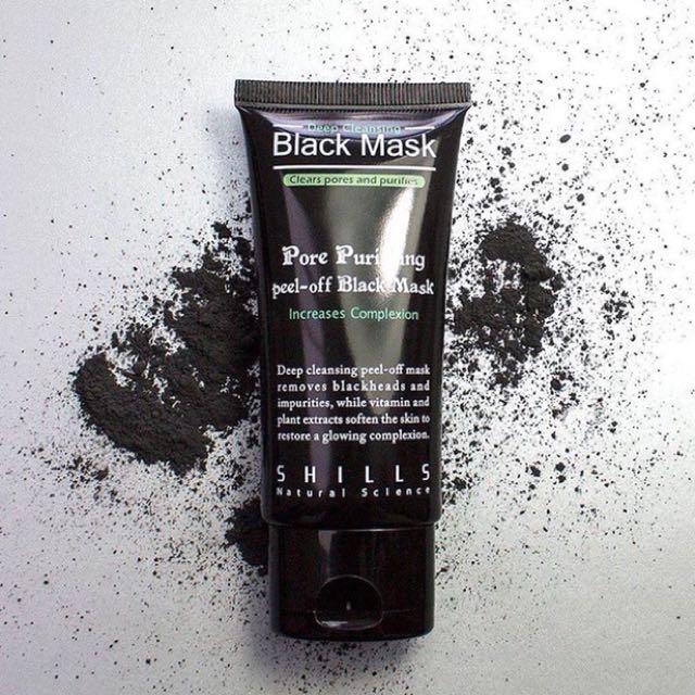 Black Mask Shills