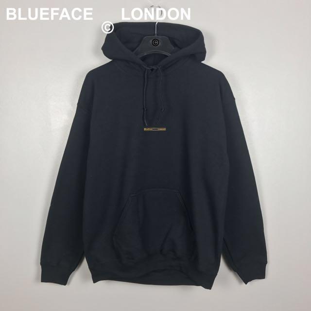 BlueFace London Black Hoodie