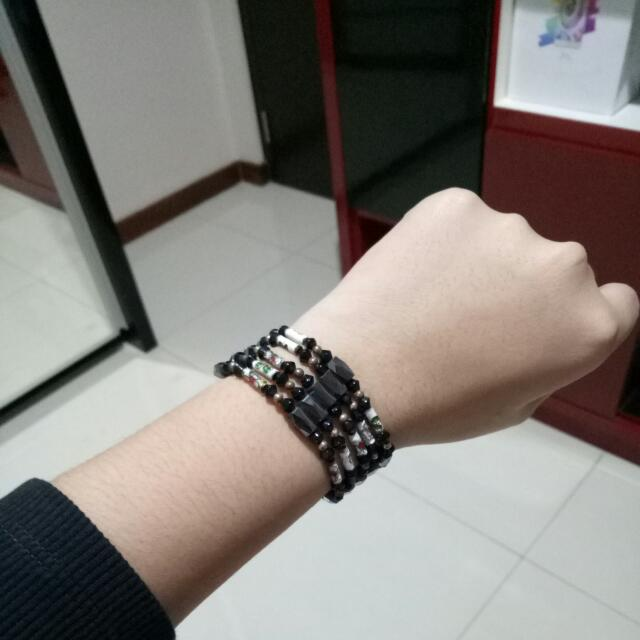 Bracelette And Necklace 2-in-1 Magnetic