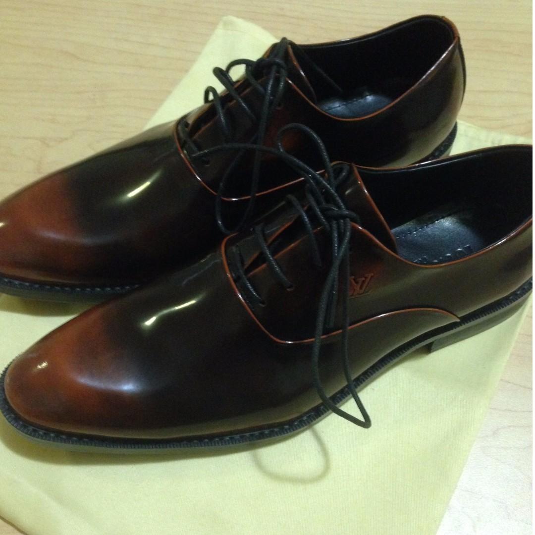 Brand New Louis Vuitton Replica Dress Shoes