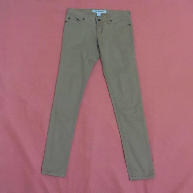Brown Next Skinny Jeans