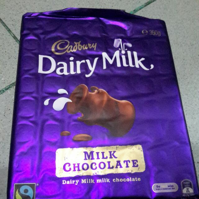 Cadbury Giant Bars