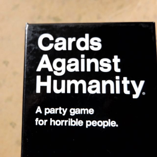 Cards Against Humanity