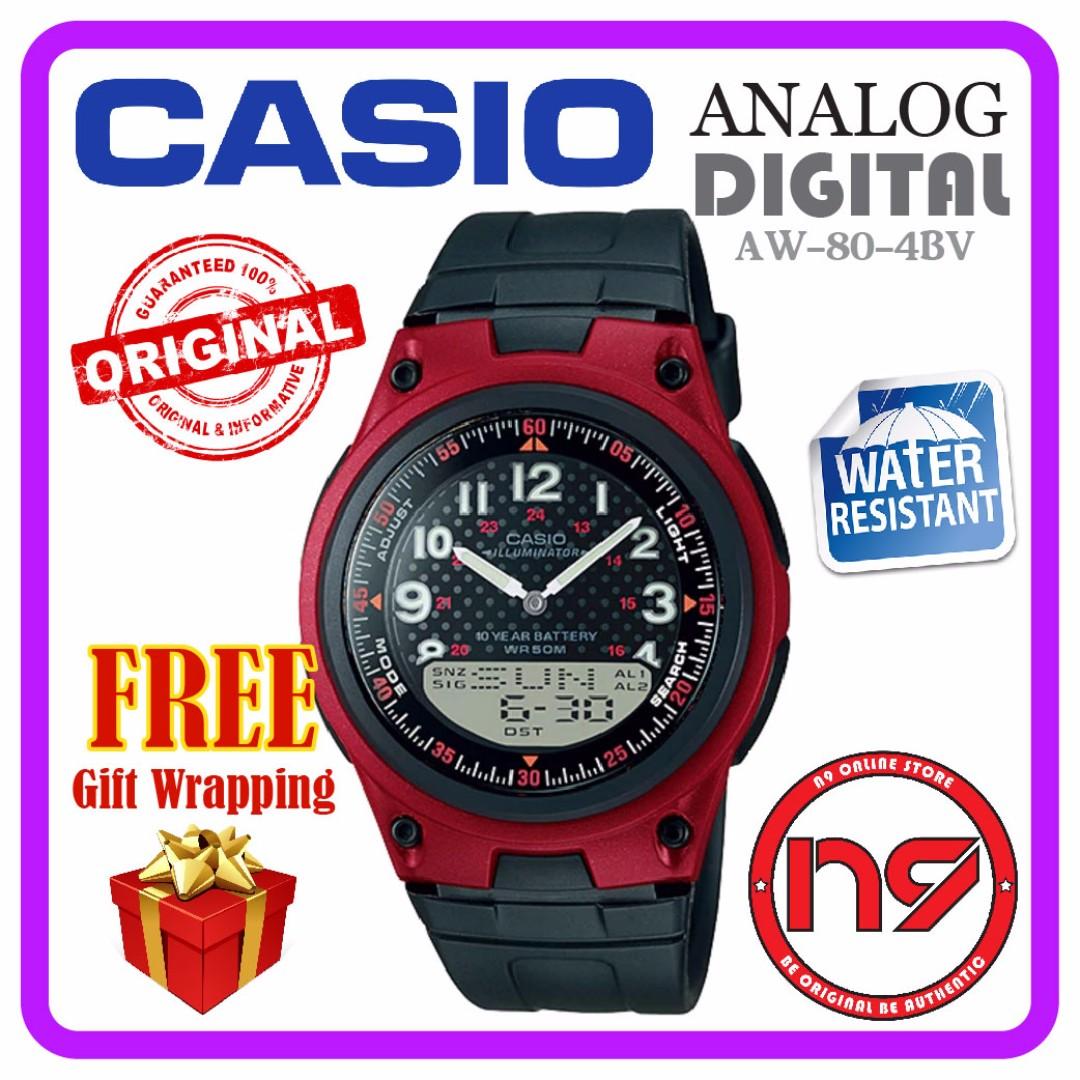 Casio Gw 3000bd 1ajf Jam Tangan Pria Daftar Harga Terbaru Dan Protrek Prw 3100y 1dr Hitam Aw 80 4bv Analog Digital Men Watches Resin Strap Watch Original
