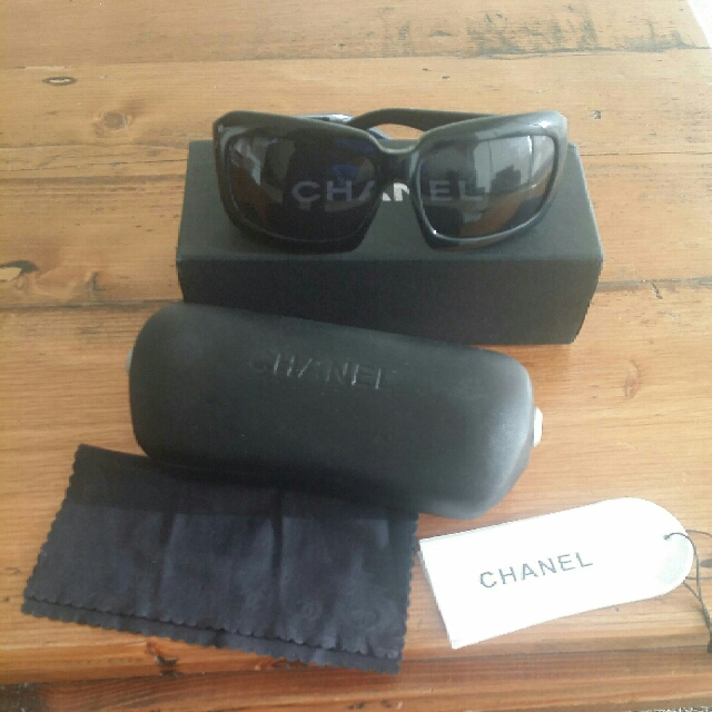 Chanel sunglasses mother of pearl New 5076