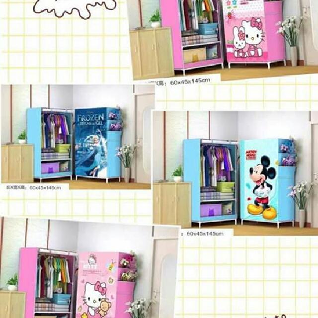 Character Kids Wardrobe