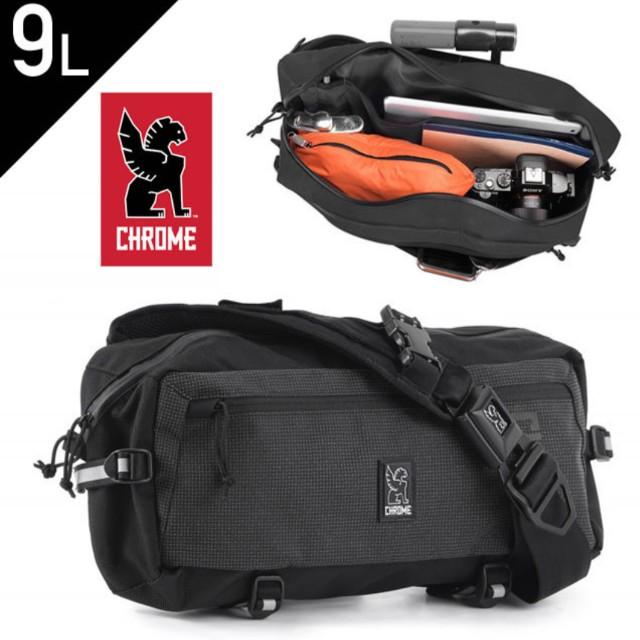Chrome Industries Kadet Messenger Sling Bag Night Men S Fashion Bags Wallets On Carou