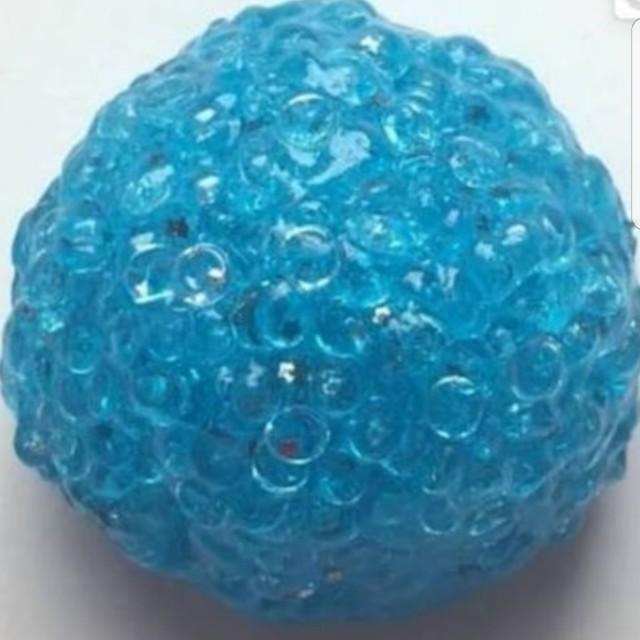 Crunchy Blue Slime