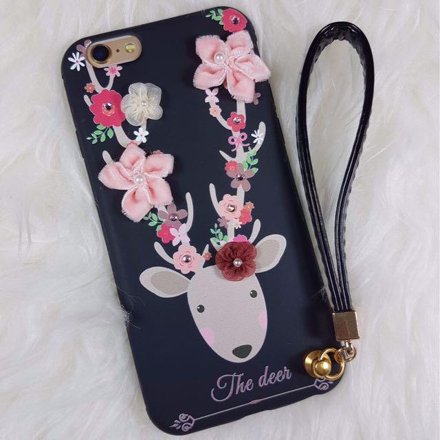 Deer case ip 7+