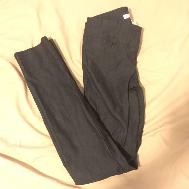 Dynamite formal black pants