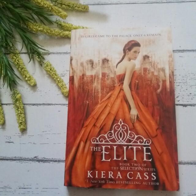 Elite by Kiera Cass