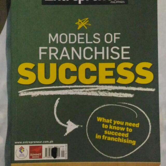 Entrepreneur Philippines: Models of Franchise Success